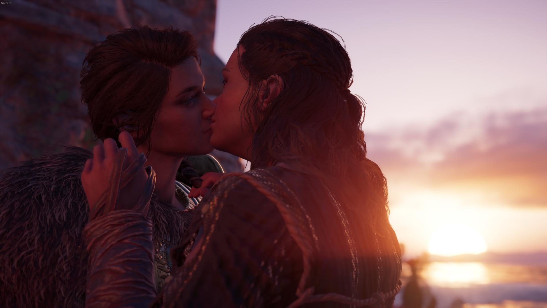Assassin's Creed Odyssey - Guia do Romance - Como seduzir usando Kassandra ou Alexios