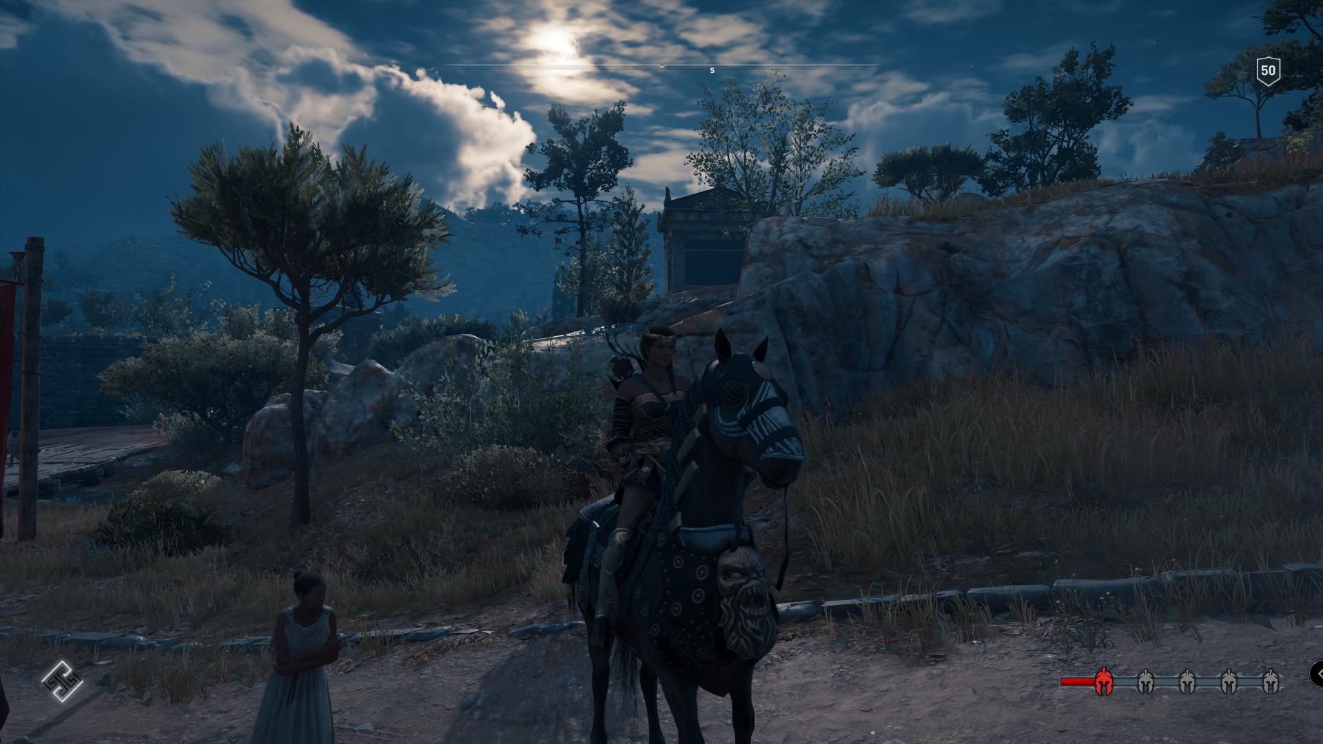 Assassin's Creed Odyssey - Guia dos Mercenários - Como pagar a recompensa pela tua cabeça