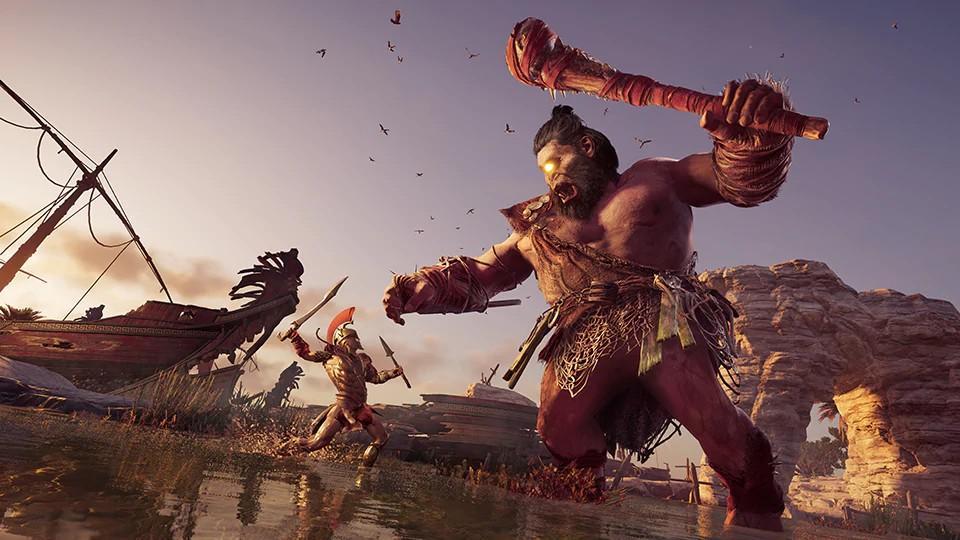 Novidades de Novembro de Assassin's Creed Odyssey 11