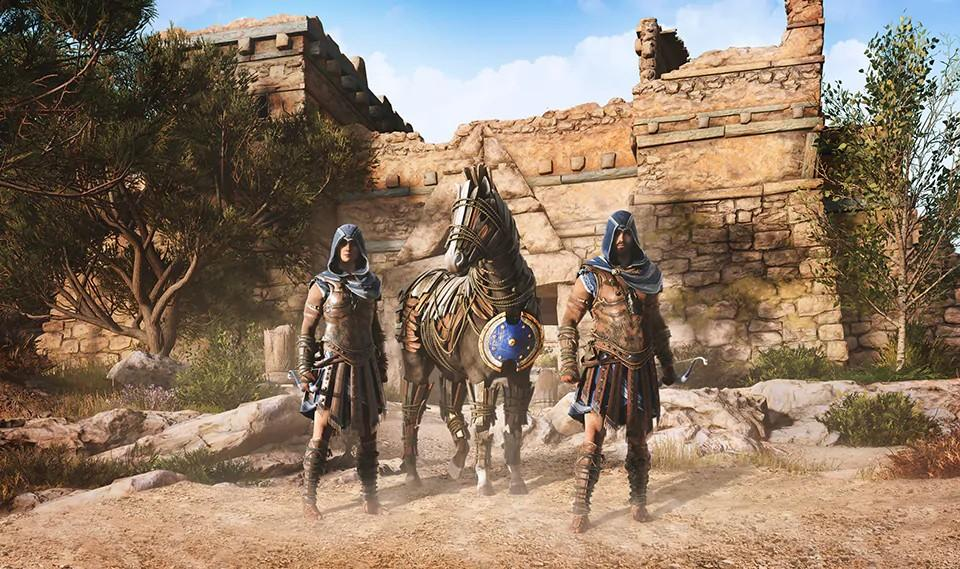 Novidades de Novembro de Assassin's Creed Odyssey 10