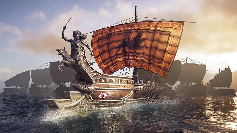 Novidades de Novembro de Assassin's Creed Odyssey 9
