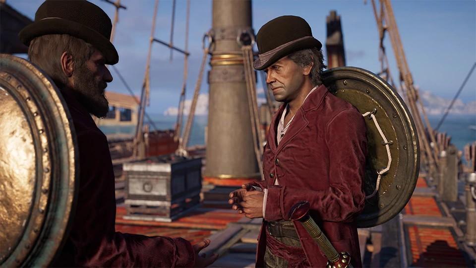 Novidades de Dezembro em Assassin's Creed Odyssey 16