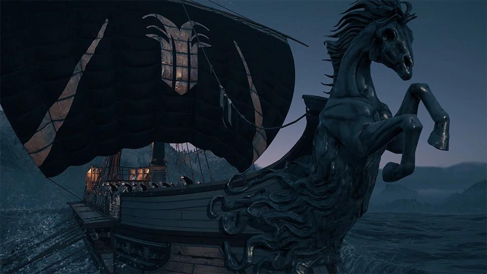 Novidades de Dezembro em Assassin's Creed Odyssey 20