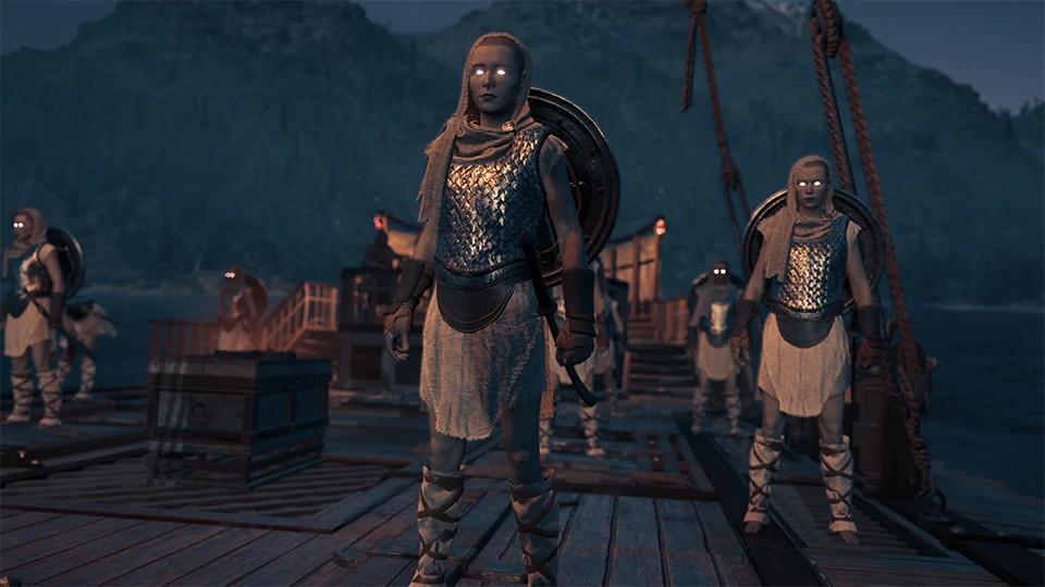 Novidades de Dezembro em Assassin's Creed Odyssey 21