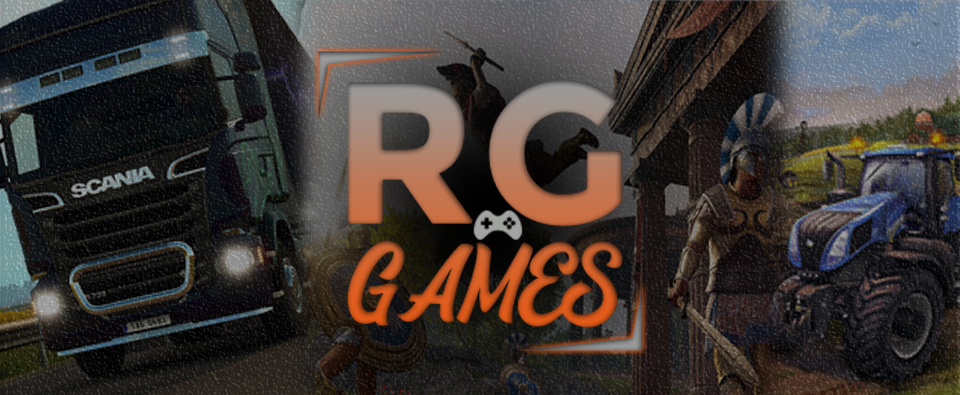 Sorteios e Metas do Canal RG GAMES 2