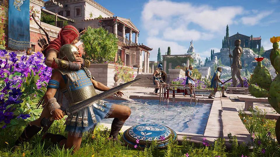 Assassin's Creed Odyssey - Novo Sistema de Níveis de Domínio 4