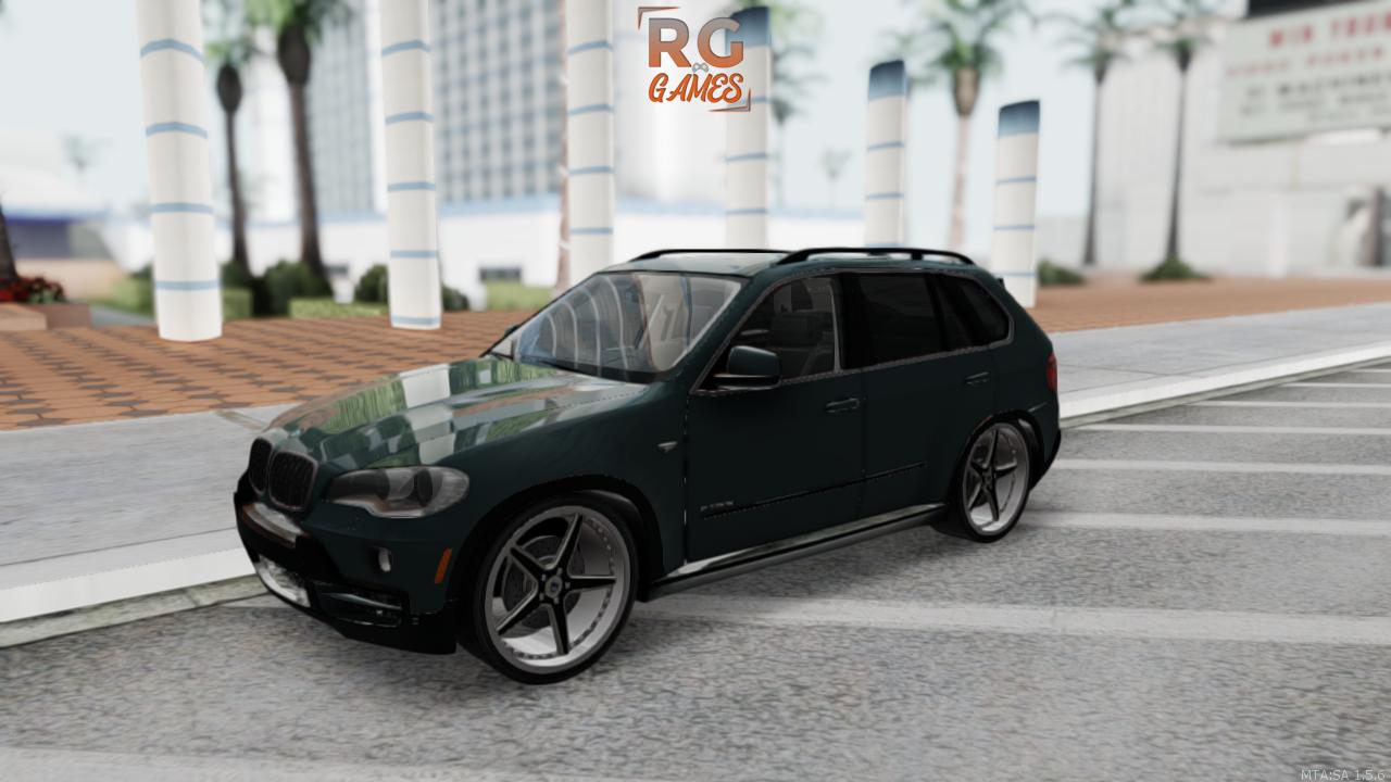 [Veículo] BMW X5