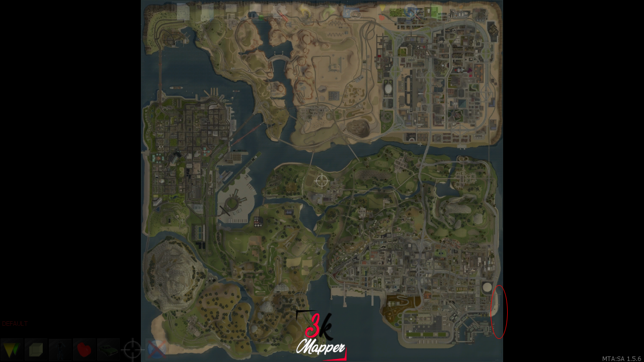[Mapa] Condomínio gigante 2