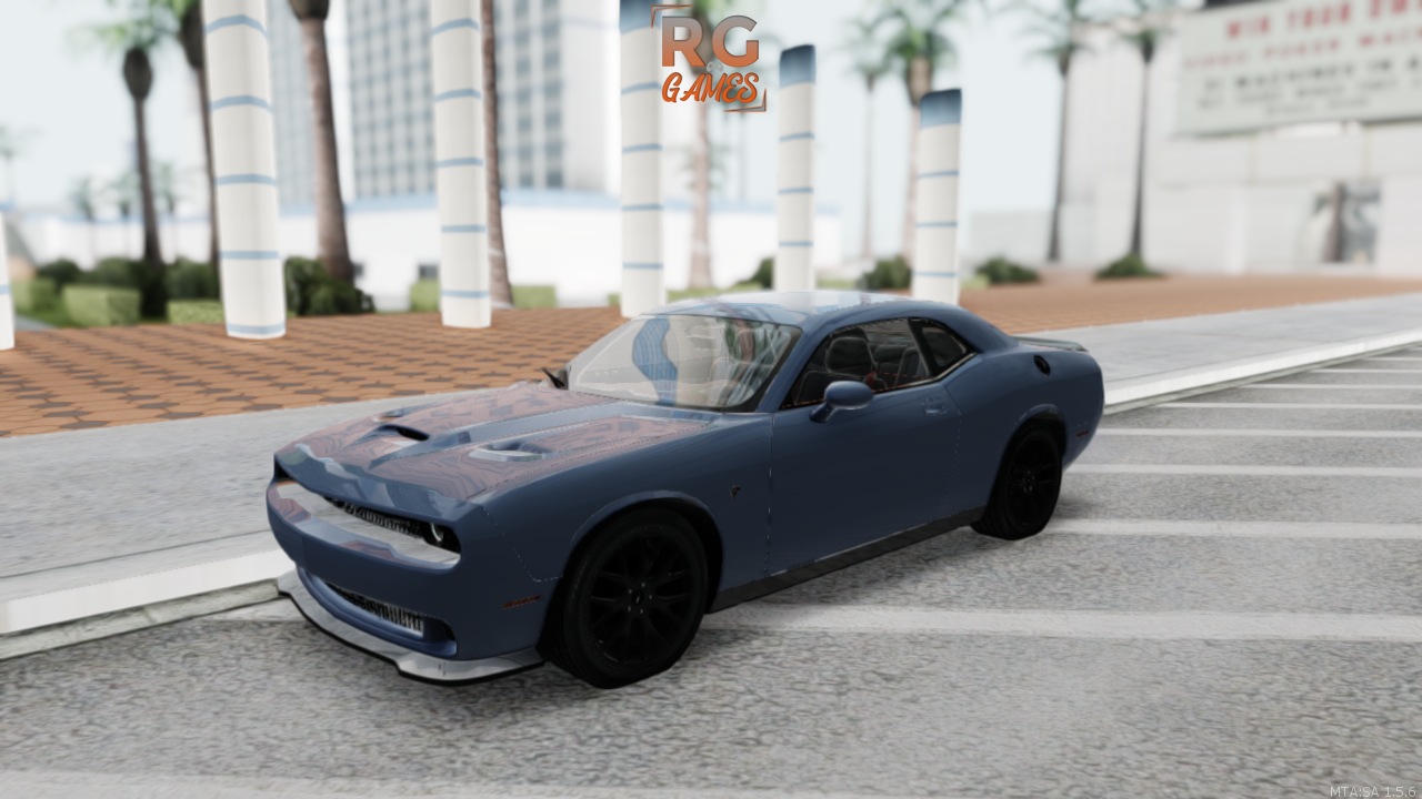 [Veículo] Dodge Charger