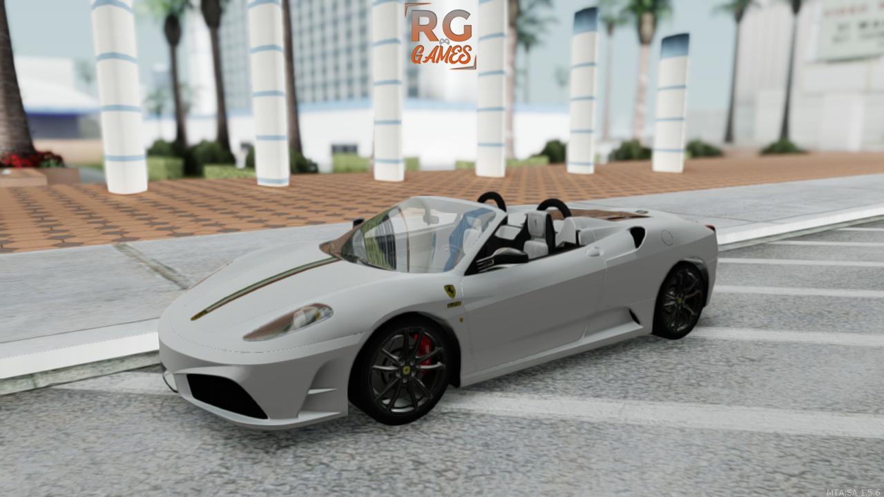 [Veículo] Ferrari F430 Scuderia