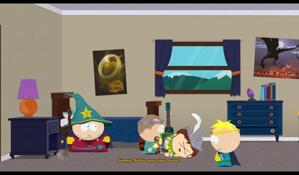 Detonado e Guia de Troféus e Conquistas de South Park: The Stick of Truth 56