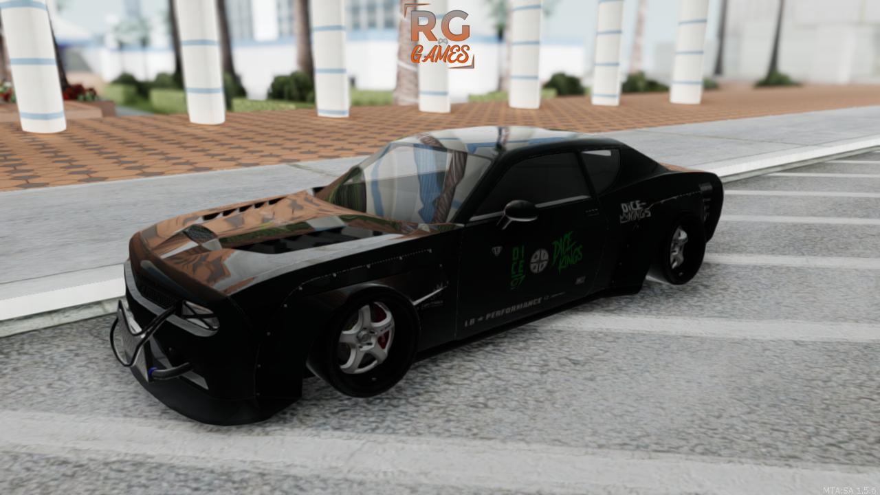 [Veículo] Dodger Challenger Drift 2