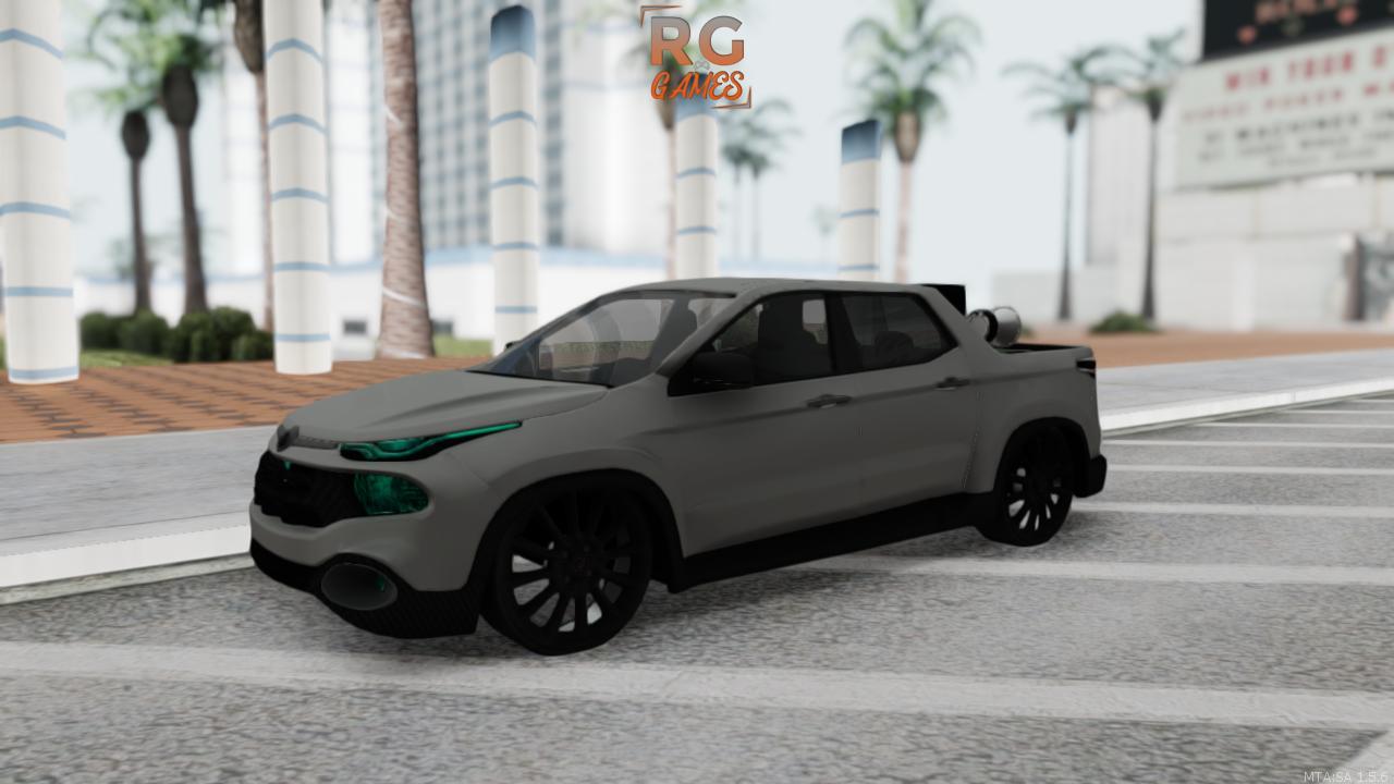 [Veículo] Fiat Toro 2