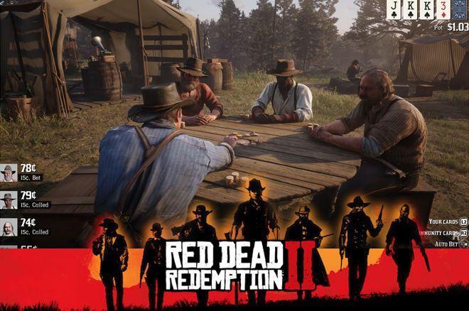 Todos os jogos de mesa deRed Dead Redemption