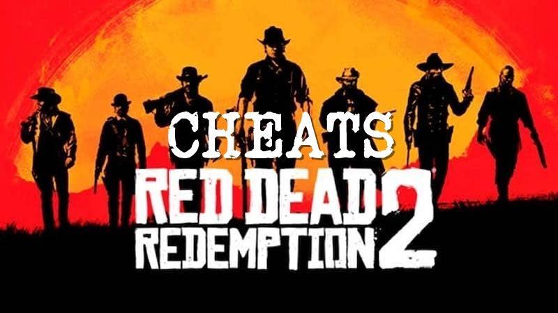 Todos os cheats / códigos para Red Dead Redemption 2