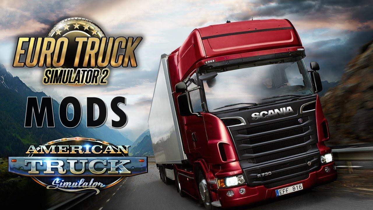 Como instalar MODs no Euro Truck Simulator 2 ou American Truck Simulator