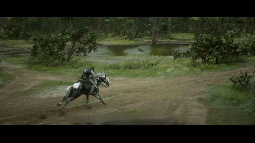 """Como usar o """"piloto automático"""" em cavalos doRed Dead Redemption"""