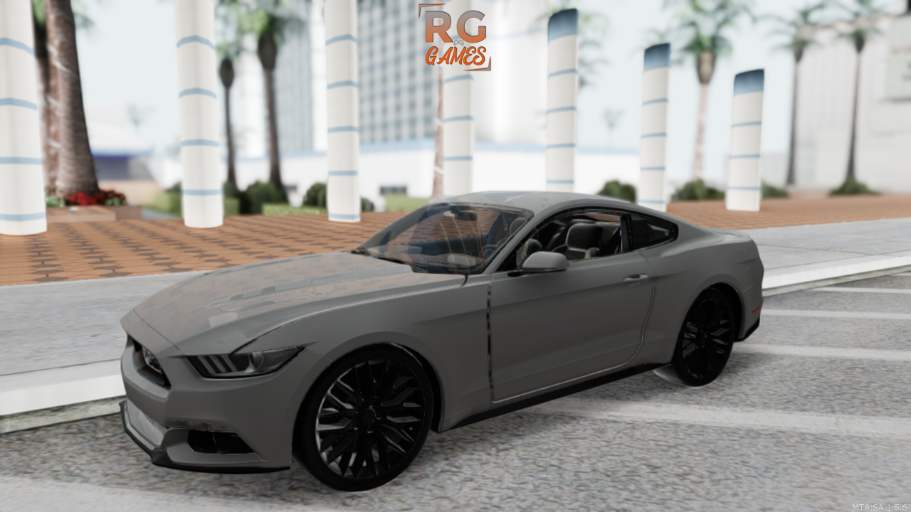 [Veiculo] Mustang 2