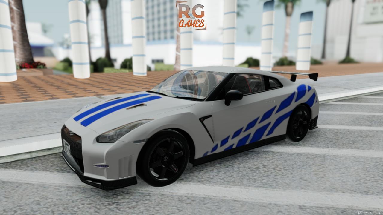 [Veiculo] Nissan GTR do Greg Ferreira 2