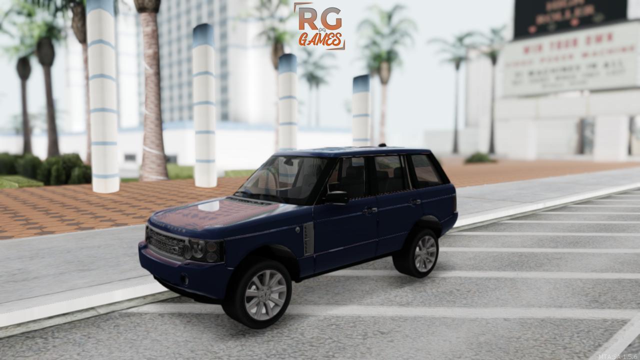 [Veiculo] Ranger Rover 2