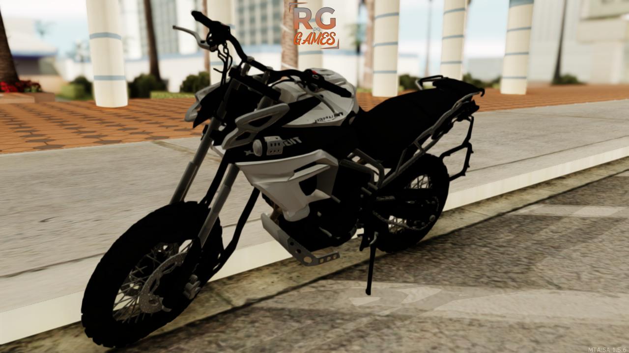 [Veiculo] TIGER 800 Dixavada