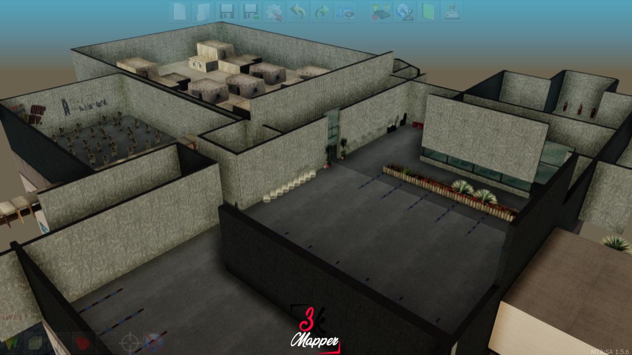 [Mapa] Base #10 (Subterranea) 4