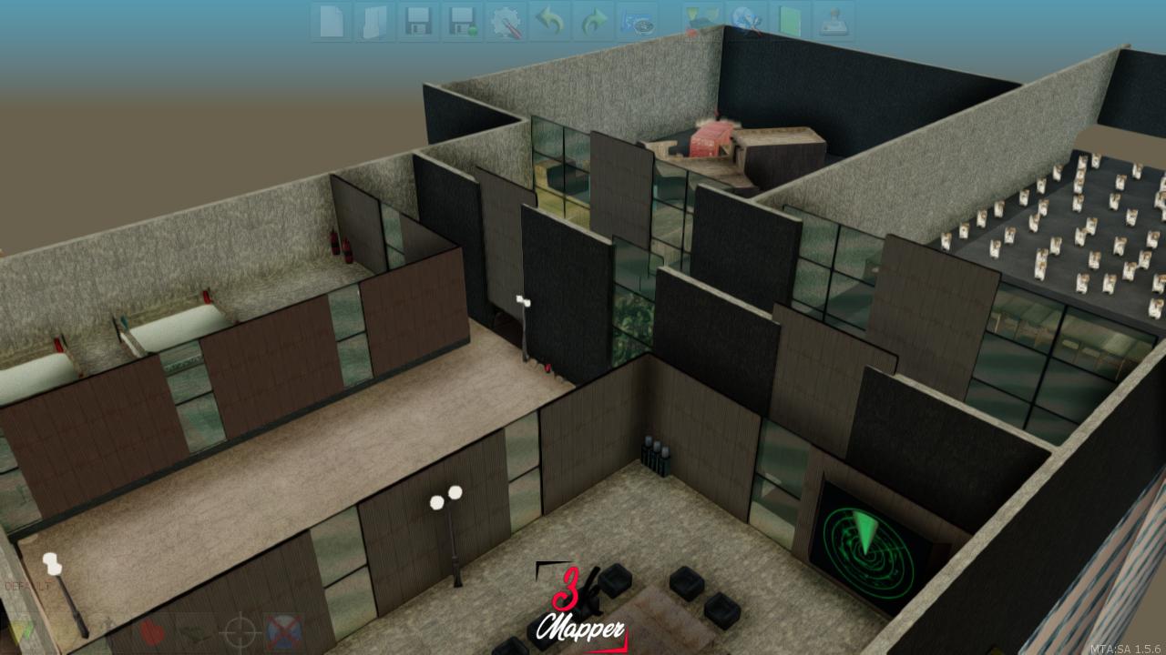 [Mapa] Base #9 (Subterranea) 4