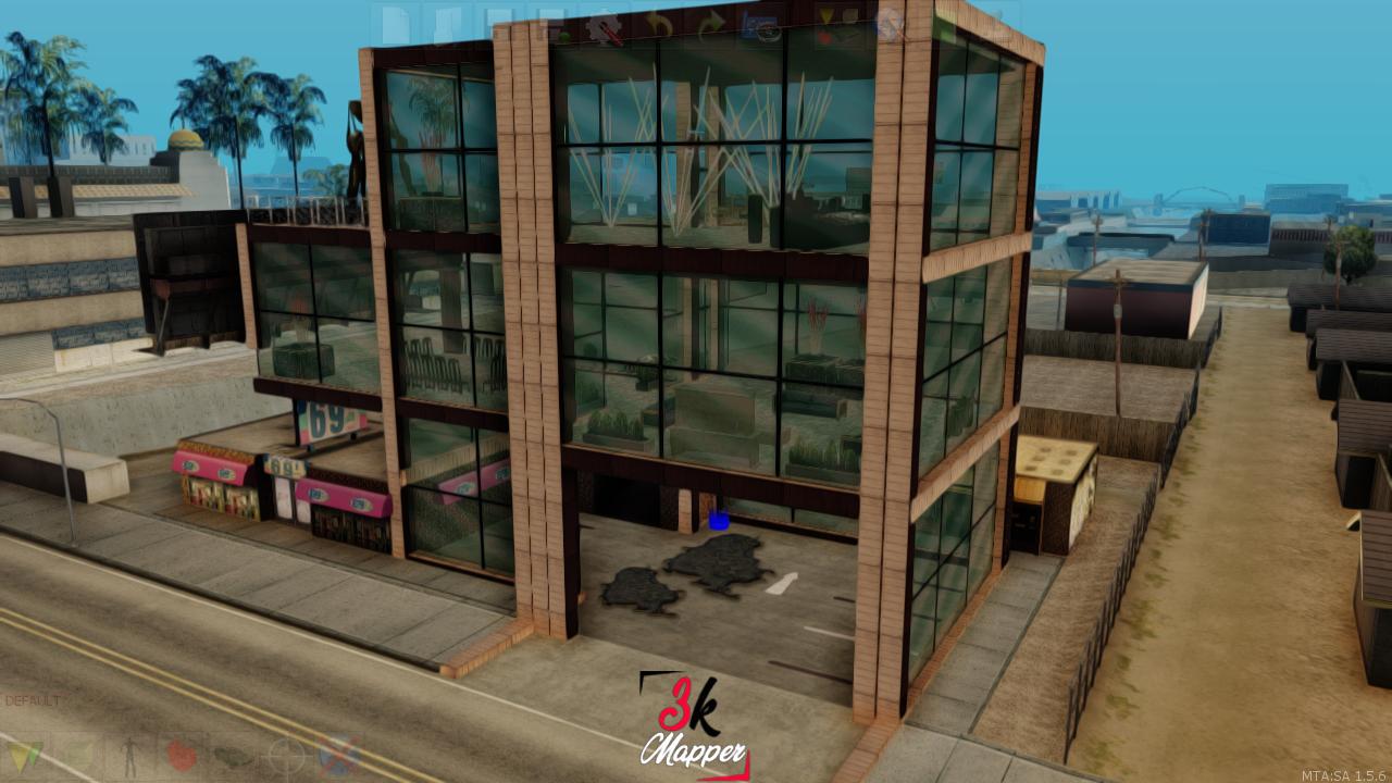 [Mapa] Casa Privada #2