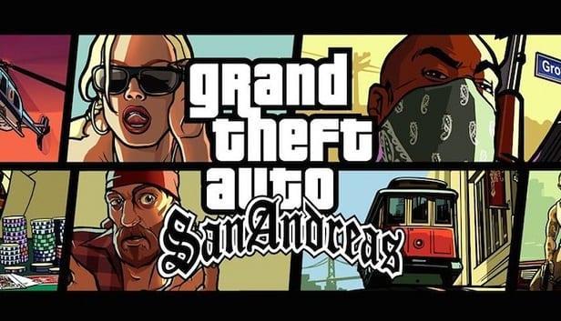 GTA San Andreas de GRAÇA na Rockstar Games