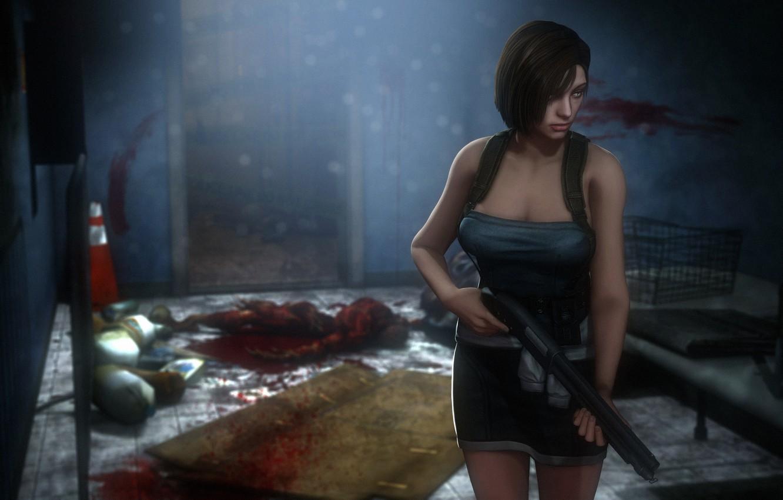 OFICIAL! Resident Evil 3 Remake anunciado + trailer + lançamento 3