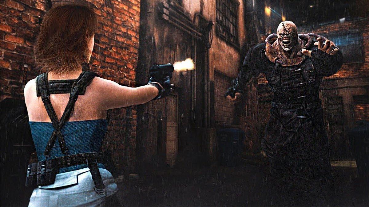 OFICIAL! Resident Evil 3 Remake anunciado + trailer + lançamento 4