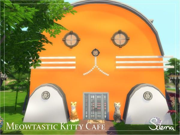 casa de gato the sims 4