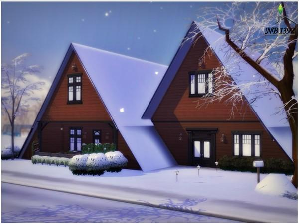chale na neve the sims 4