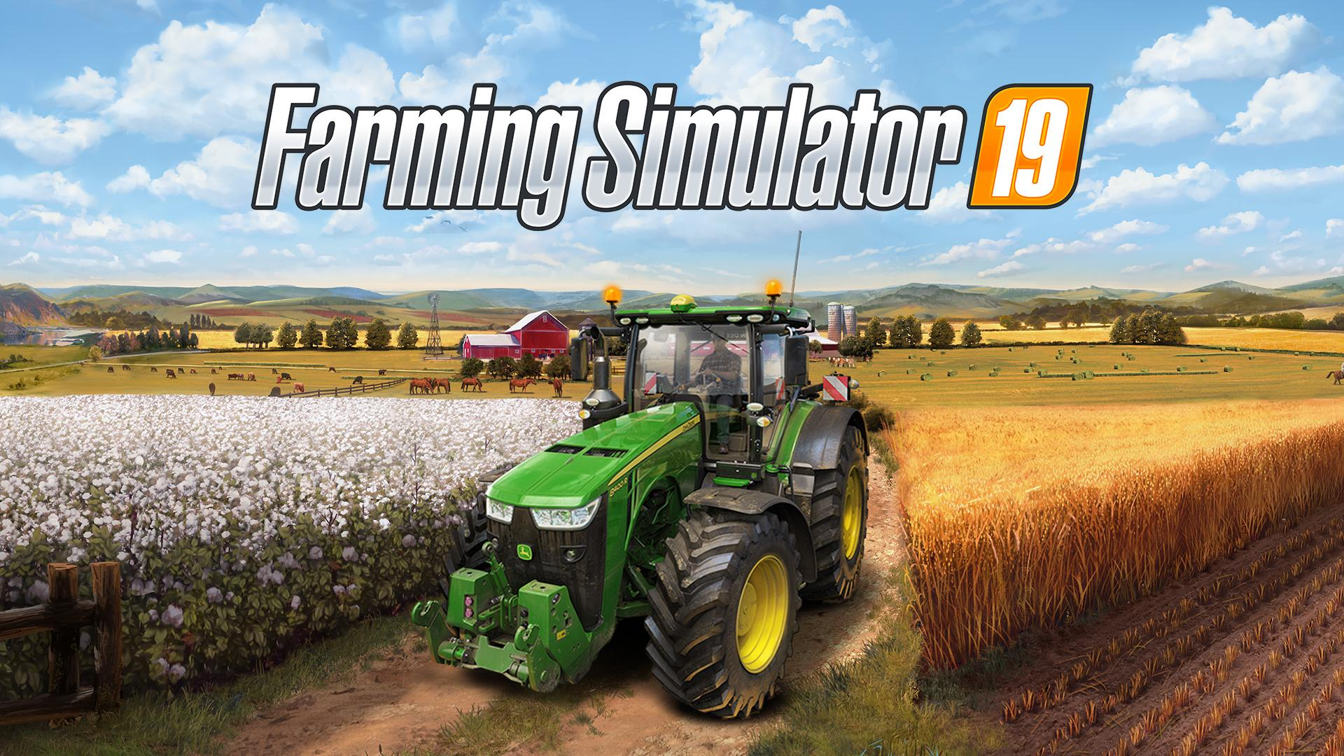 Farming Simulator 19 GRATIS na Epic Games