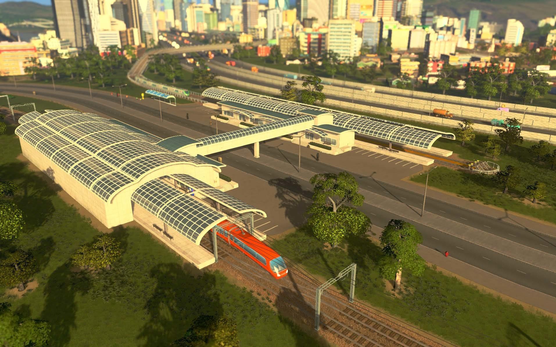 Hub Train-Metro, ao seu dispor!