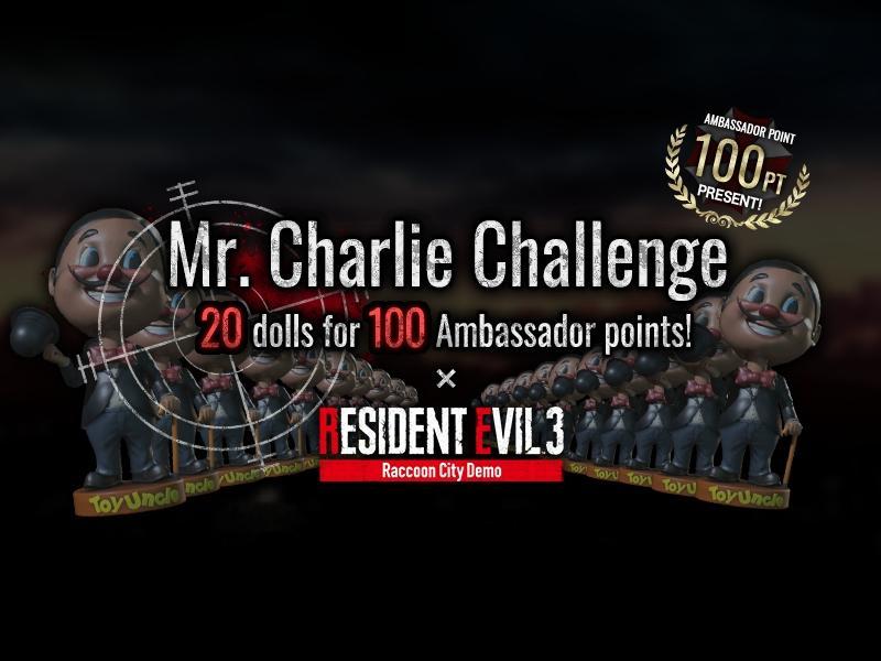 Resident Evil 3 Demo - Todas as 20 localizações dos bonecos Mr. Charlie