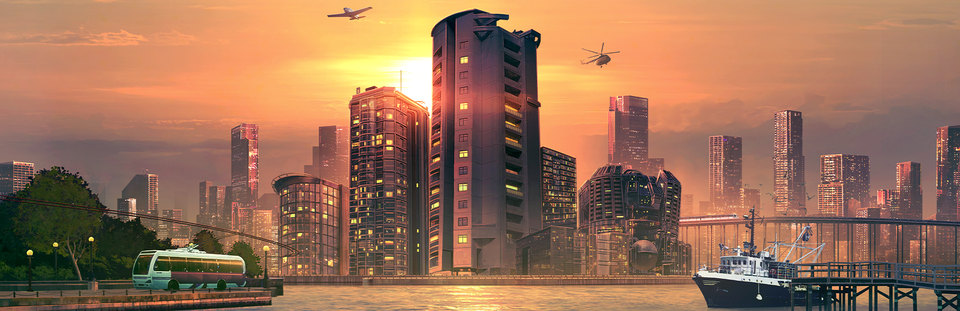 Tudo que você precisa saber sobre Cities: Skylines - Sunset Harbor