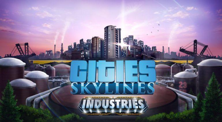 Cities: Skylines - INDUSTRIAS - Tutorial