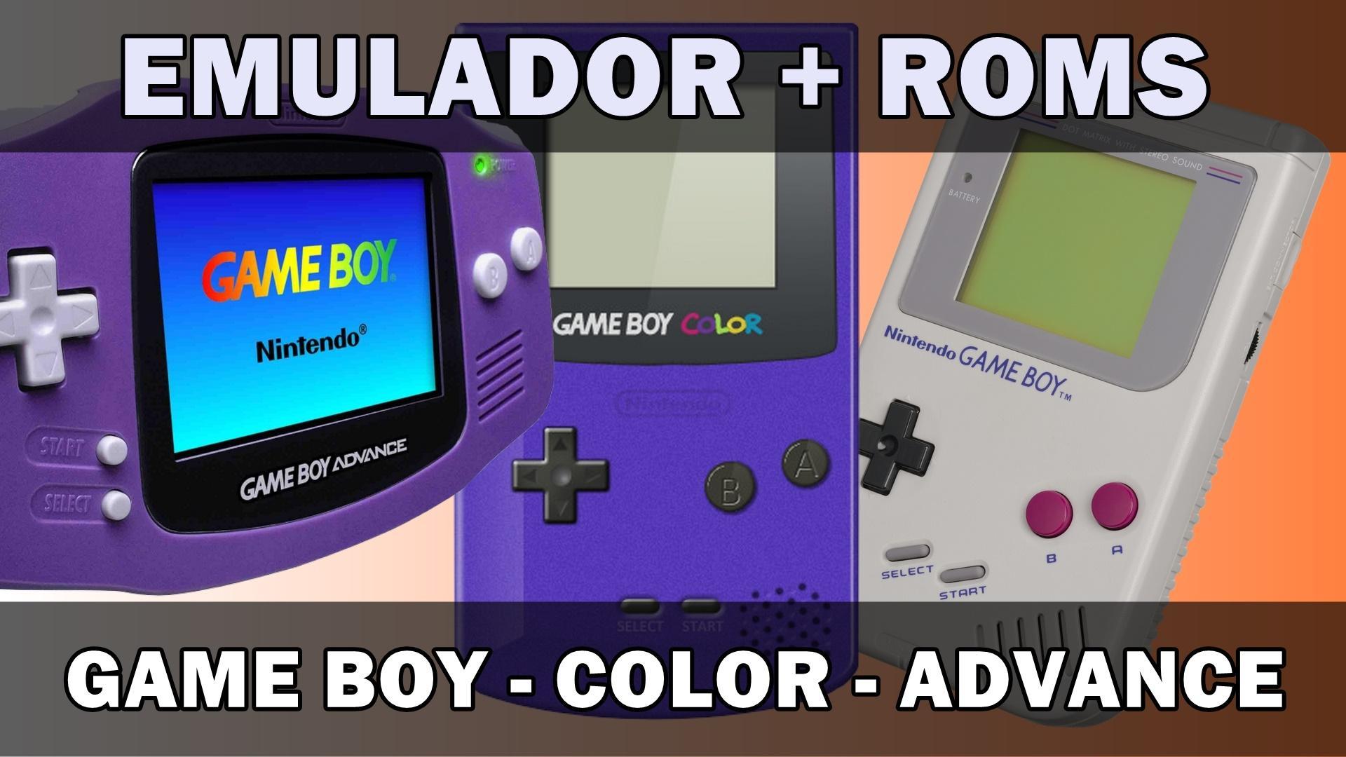 mGBA - O melhor emulador para Game Boy / Game Boy Color / Game Boy Advance para PC