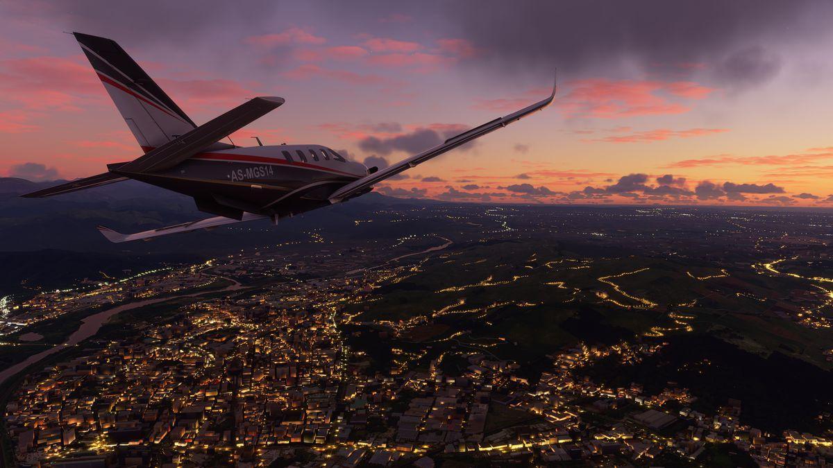 Meu PC executará o Microsoft Flight Simulator 2020?