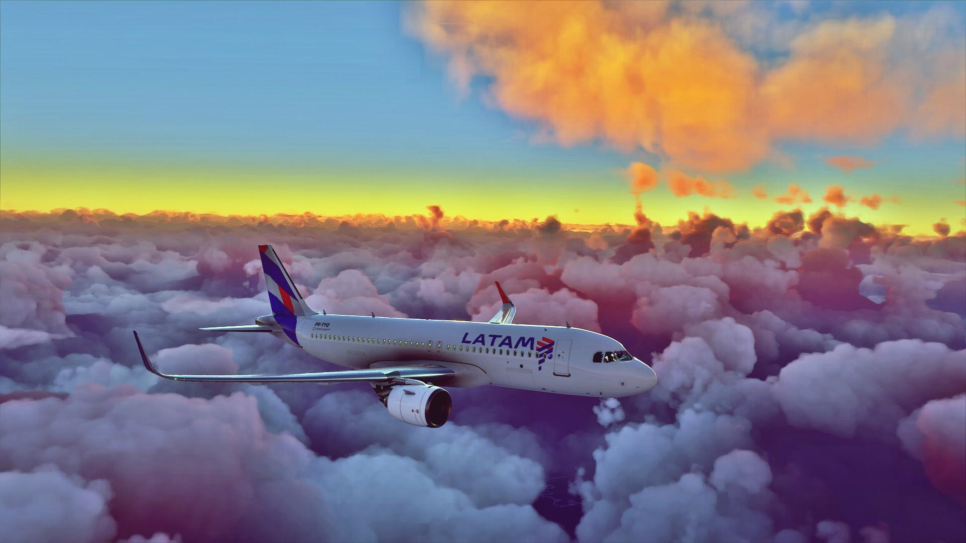 A nova atualização do Microsoft Flight Simulator já está disponível