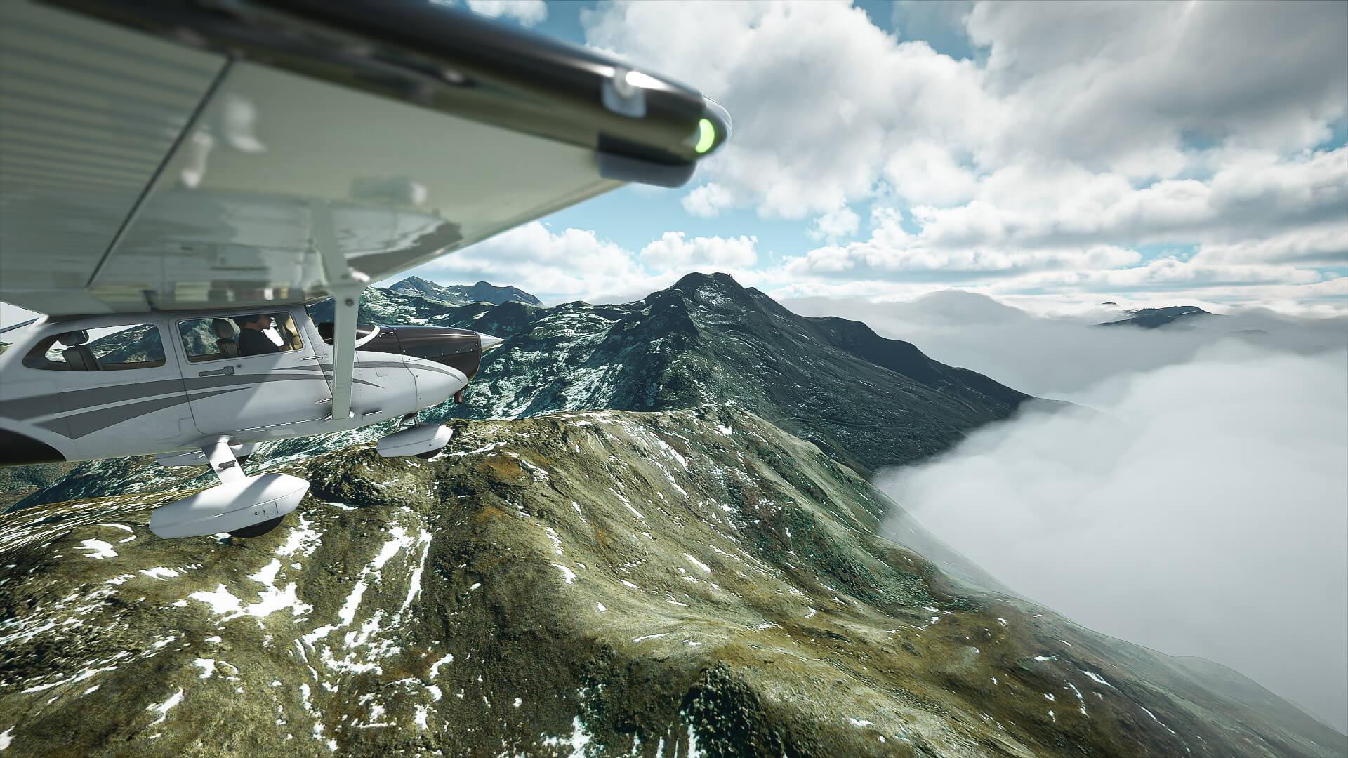 Microsoft Flight Simulator - Notas da atualização de 17 de Setembro