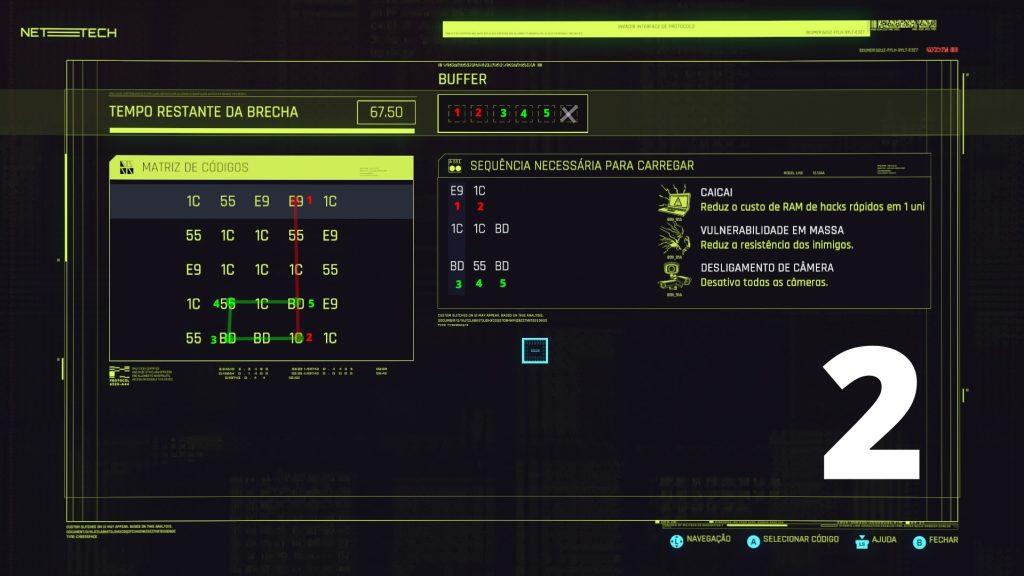 CYBERPUNK 2077 HACKEANDO 2
