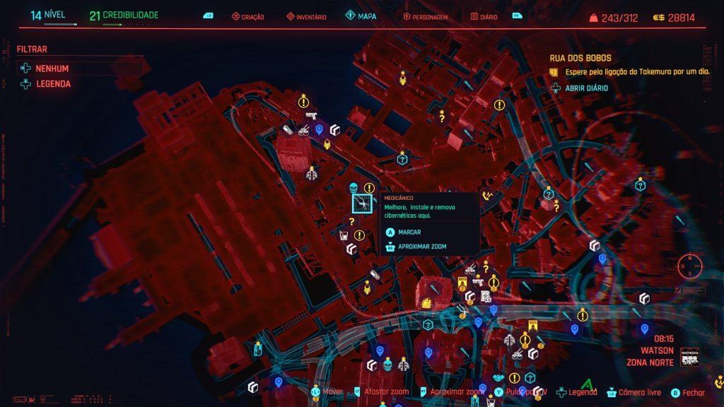 medicanico cyberpunk 2077