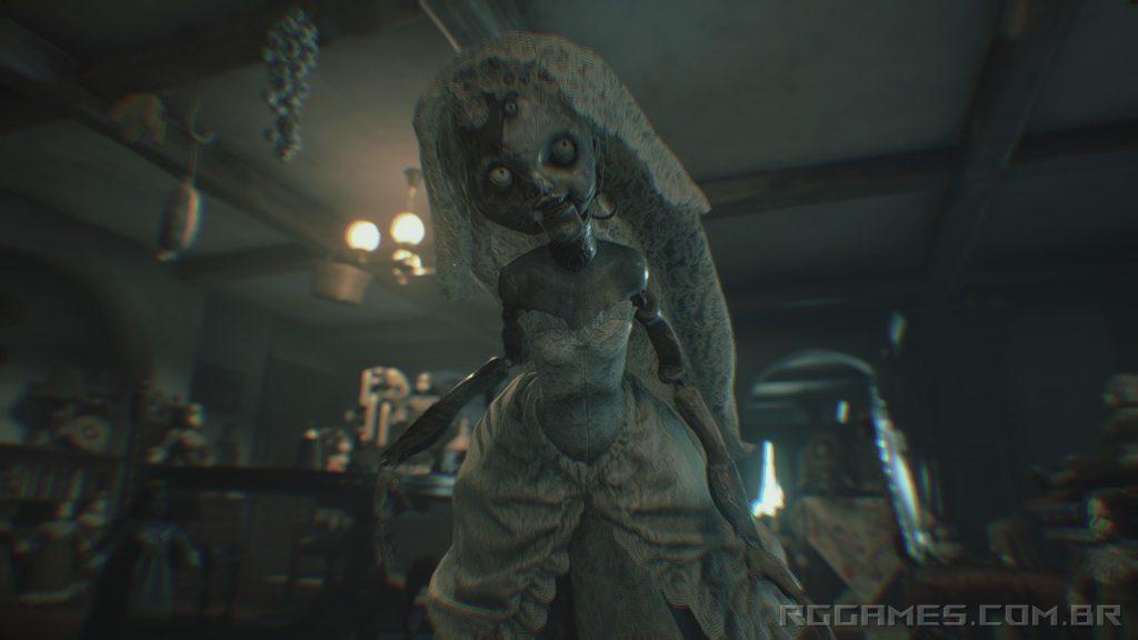 Resident Evil Village Biohazard Village beneviento 44
