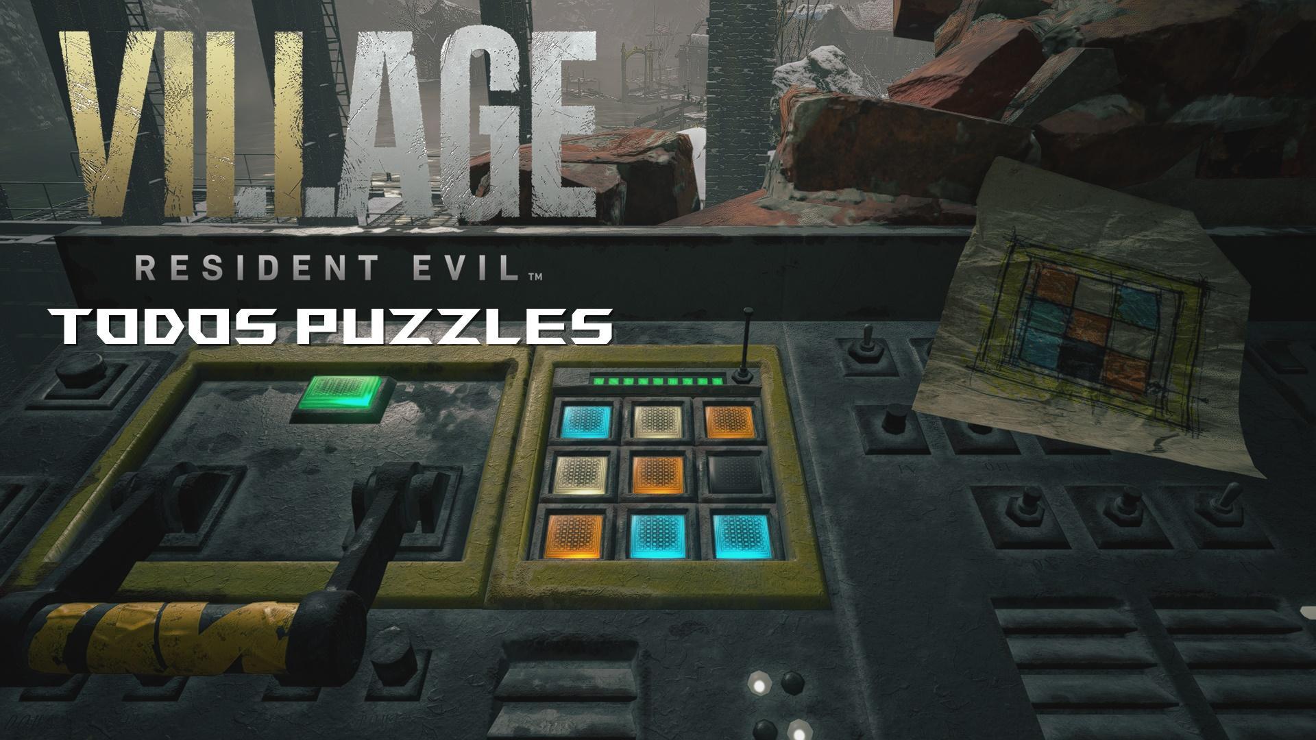 Resident Evil Village Biohazard Village