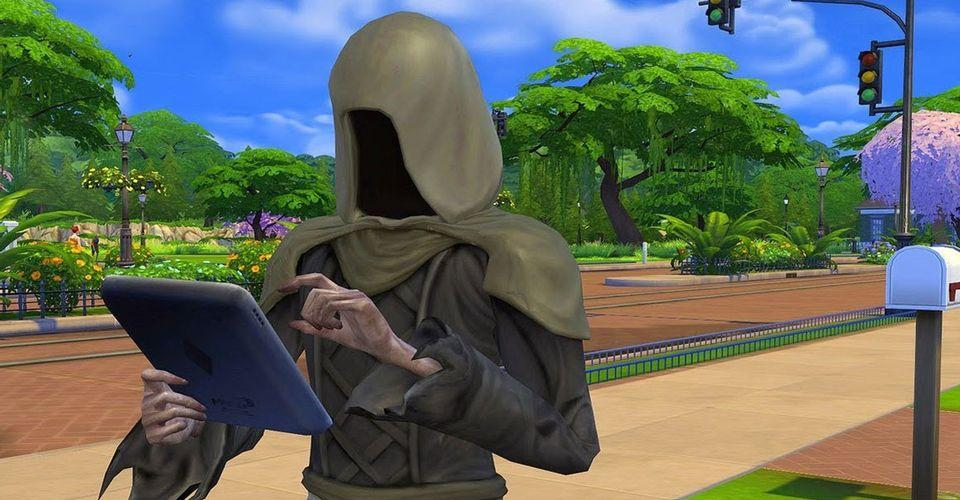 the sims 4 codigos cheats morte