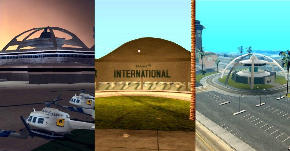 GTA | Trilogia Remasterizada: Como Liberty, Vice City e San Andreas poderiam se conectar